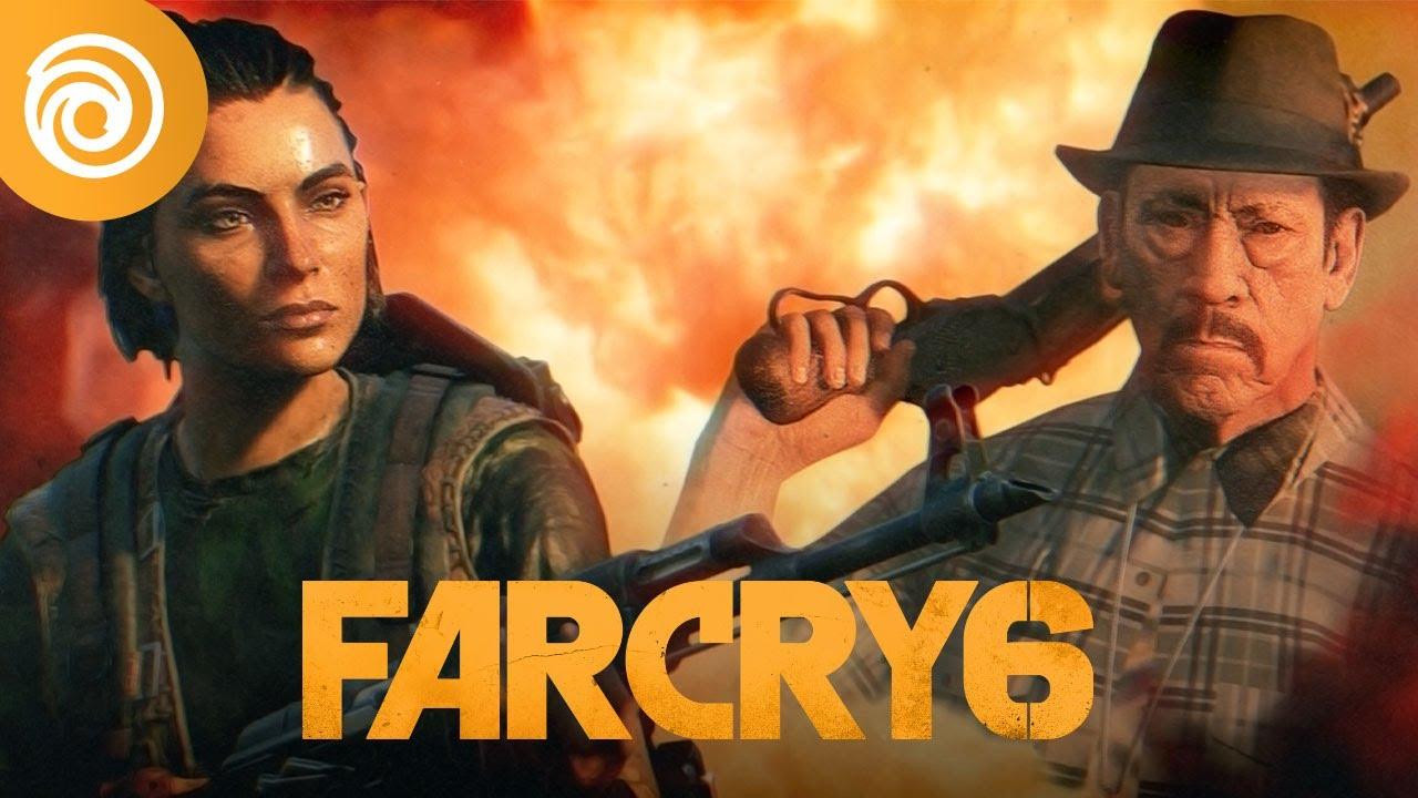 Tráiler oficial poslanzamiento - Far Cry 6