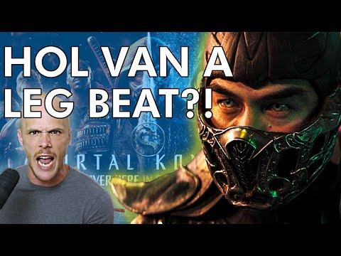 A Mortal Kombat NEM ELÉG BUTA!!!