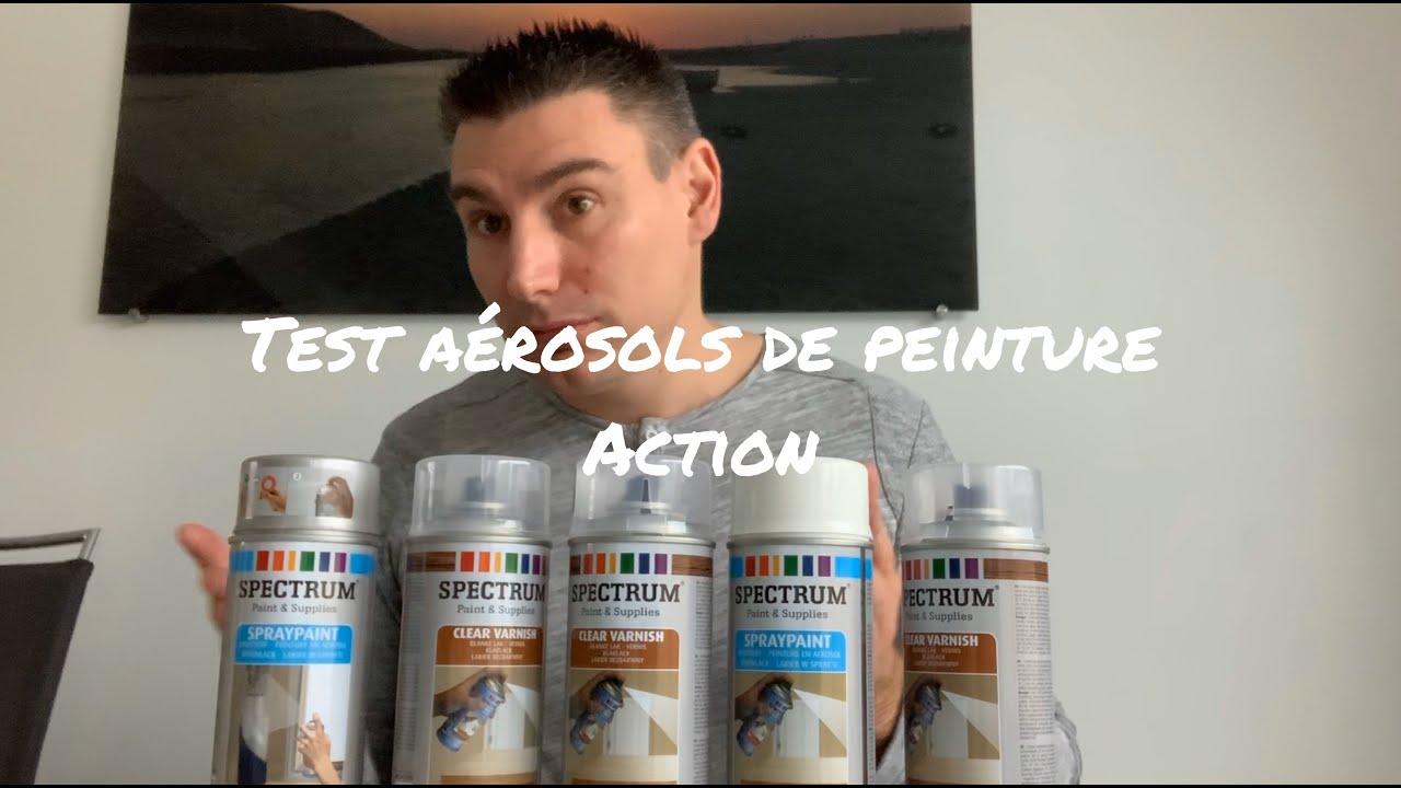 Test Peinture Action Youtube