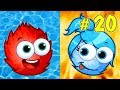 ПРИКЛЮЧЕНИЯ ОГОНЬ и ВОДА в хрустальном храме 6 Развлекательное видео для детей на Игрули TV mp3