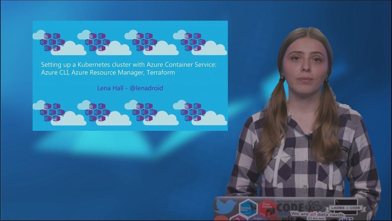 Channel 9-Video: Übersicht über alle Tools für Azure Container Service-Cluster