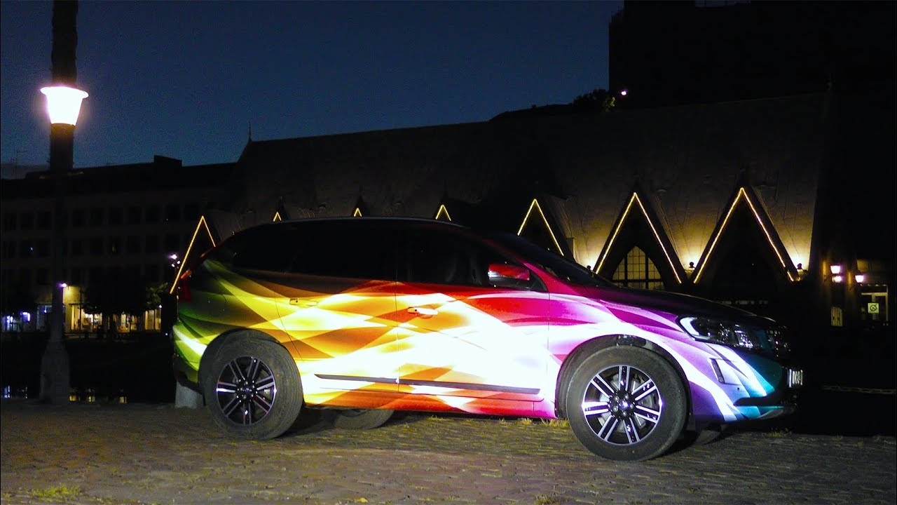 Wrapper avec IllumiNITE Wrap™