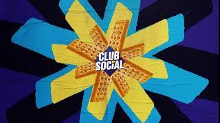 Club Social | Poster campanha pre-lauch | Biscoito Gira Gira
