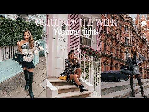 [VIDEO] – LONDON OUTFITS OF THE WEEK: LATE SPRING/ MAY | Whitney's Wonderland