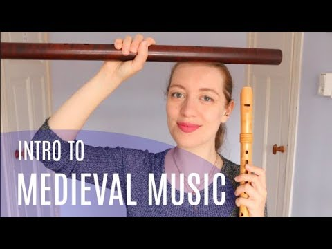 Intro to MEDIEVAL MUSIC | Team Recorder