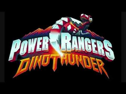 Power Rangers Dino Thunder (Theme Song)
