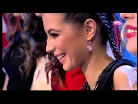 Ami G Show S08 - Recitovanje folk pesama - Milan Kalinic i Vuk Kostic