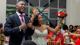 Pamela & Shekinah's Wedding Highlights
