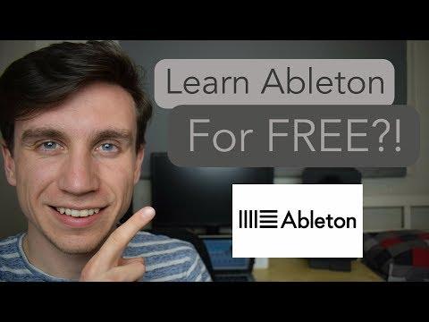 Learn Ableton For Free! - Learning Music Ableton Site Walkthrough