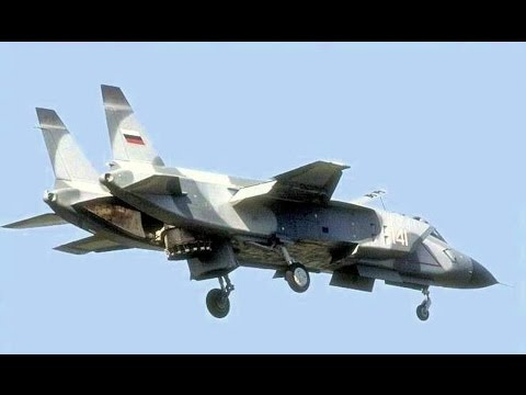 Russian Automatic Ejection Systems for VTOL Aircrafts