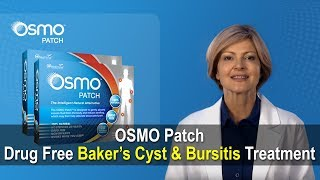 Fast Joint Pain Relief - Drug Free & non-Invasive - OSMO Patch. (HD)