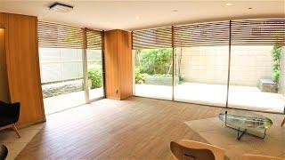 パークハビオ月島 1LDK 40.37m² 高級賃貸 三菱地所 カウンターキッチン park habio tsukishima
