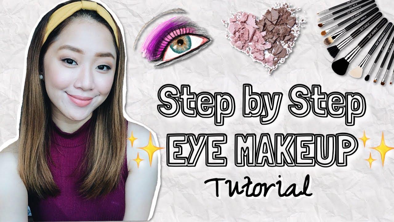 Makeup tutorial step by tagalog