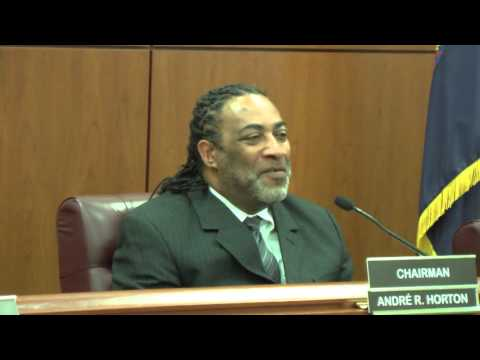 Erie County Pennsylvania, County Council Meeting - March 22, 2016