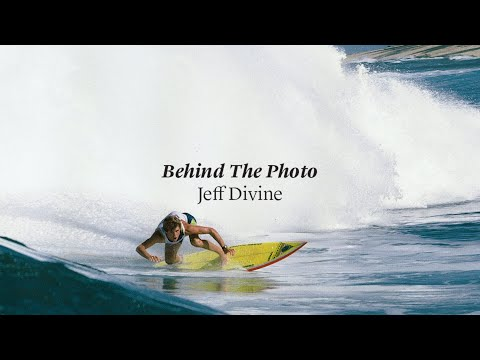 Iconic Surf Photographer Jeff Divine Talks About Shooting Sunset Beach on Film; Video