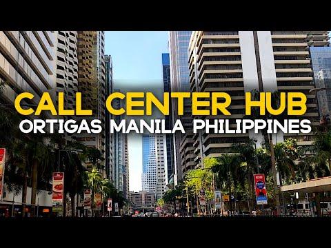 Call Center Hub In Ortigas Manila Philippines