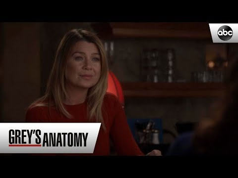 Meredith and Catherine Discuss Richard – Grey's Anatomy Season 15 Episode 7