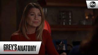Meredith and Catherine Discuss Richard – Grey's Anatomy Season 15 Episode 7