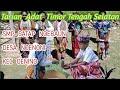 Tarian Gong Timor Tengah Selatan, Amanuban. SMP Negeri Satap NOEBAUN, Desa NOENONI, kec OENINO.
