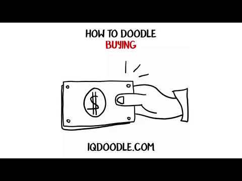 How to Draw Buying (drawing tips)
