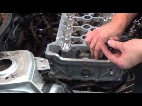 2007 Mini Cooper S R56 Cylinder Head Installation Part 1