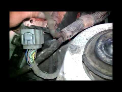 Chevrolet Lanos Zaz Chance Нет искры с катушки модуля зажигания поиск неисправности
