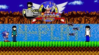 Sonic The Hedgehog 1 4-Play Part 5: Opacs Rage!
