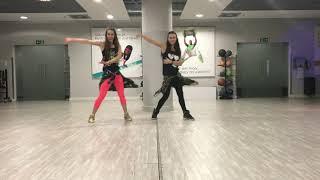 Ola Zumba Wroclaw & Karolina Berezowska * Ganas locas* ZUMBA choreo