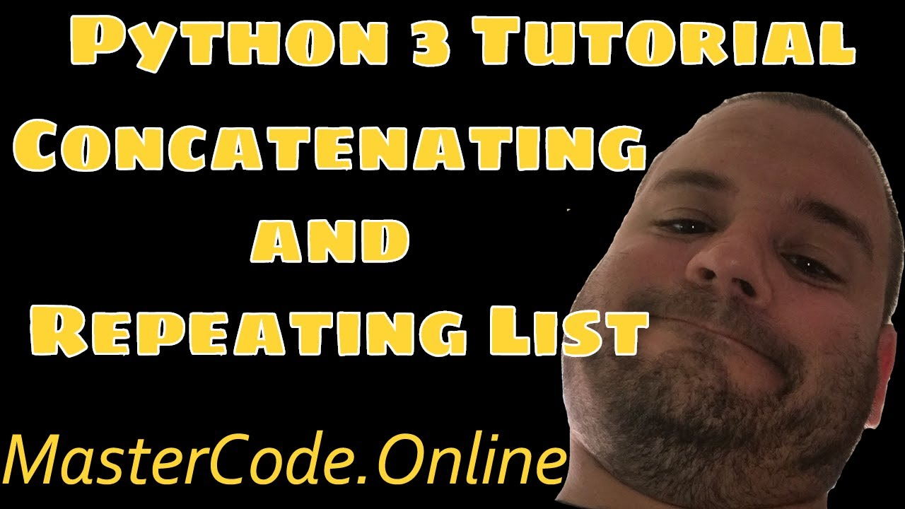 Concatenating and Repeating List