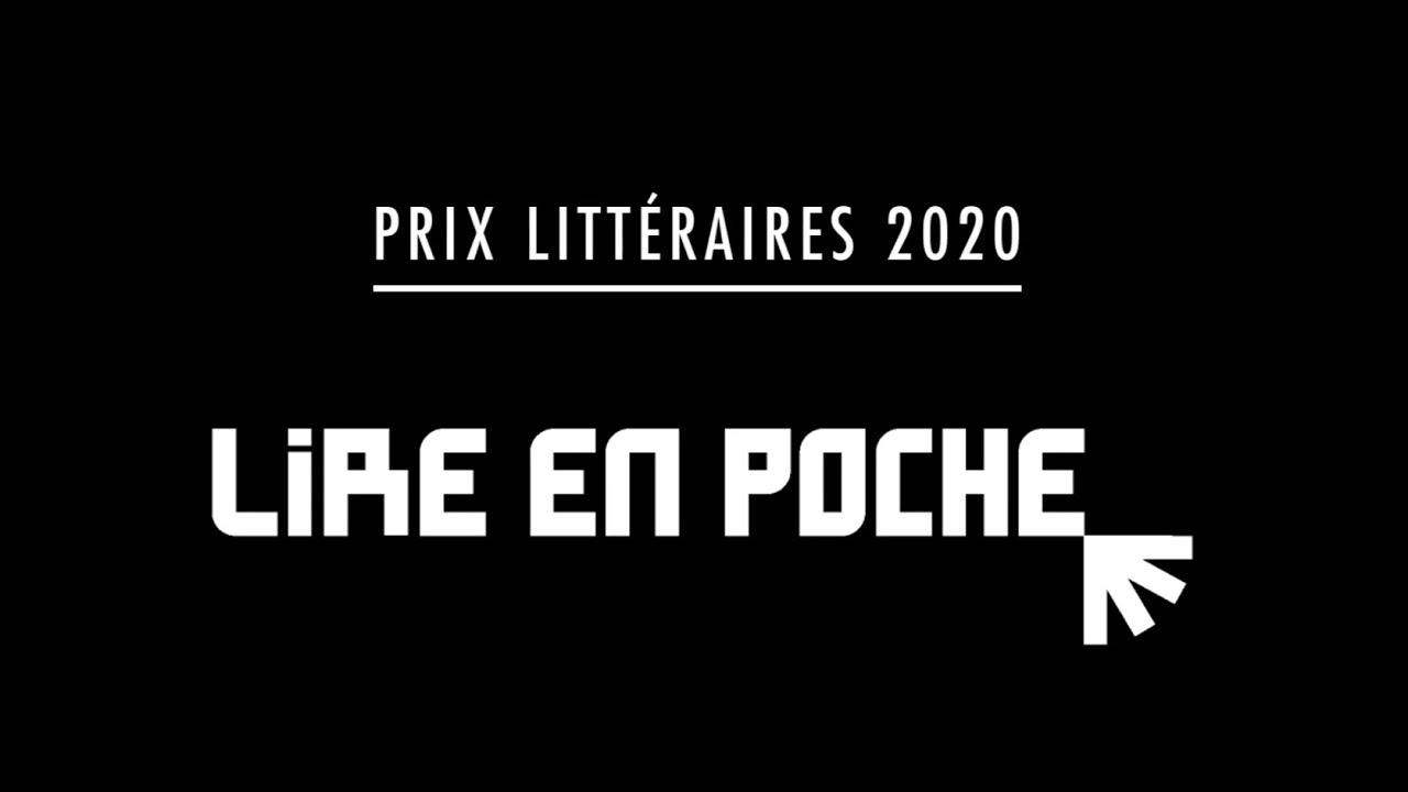 La remise des prix ( virtuelle)  Lire en Poche 2020
