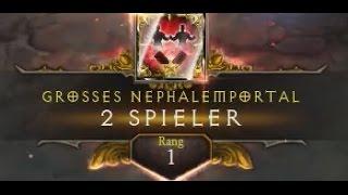 [Diablo 3] S10 Rank1 2man world GR108