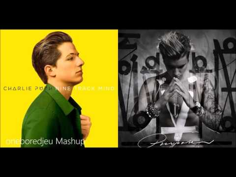 We Don't Love Anymore - Charlie Puth feat. Selena Gomez vs. Justin Bieber (Mashup)