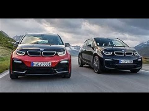 2019 BMW i3 and i3s  Fully electric