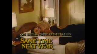 CBS promo Same Time, Next Year 1980