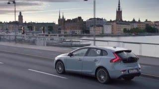 Volvo V40 facelift - Ciocanul lui Thor