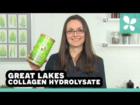 Great Lakes Hydrolyzed Collagen: Pure, Non-GMO, Gluten-Free Protection for Your Joints!