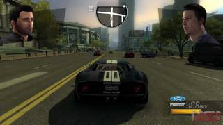 Driver: San Francisco - PC Gameplay HD | Ford GT Gameplay (Drift)