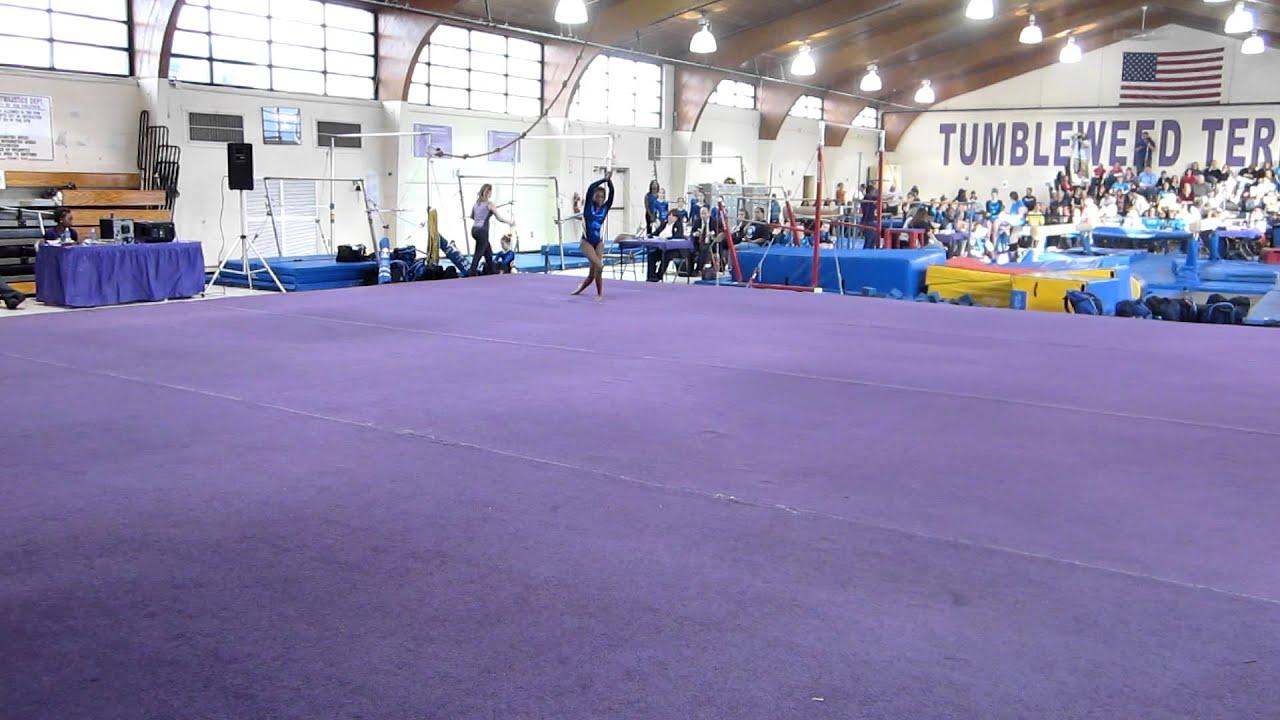 menlo park gymnastics meet