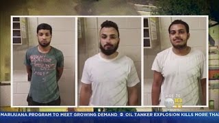Relatives Of Suspects In Bronx Fire Speak Out