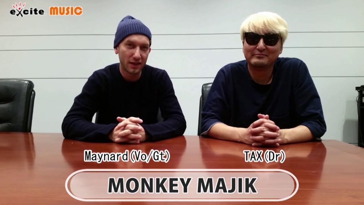 MONKEY MAJIK/New Single『A.I....
