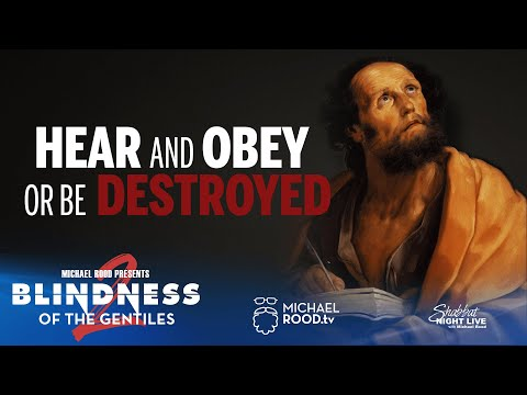 Hear and Obey, or Be Destroyed | Shabbat Night Live