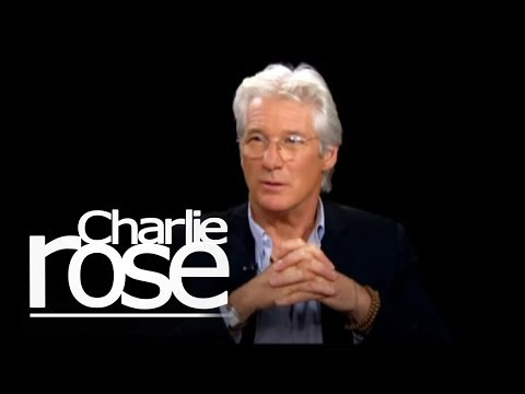 Richard Gere (09/14/12) | Charlie Rose