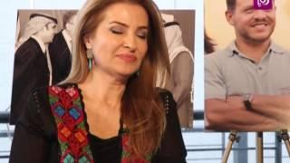 زيارة خاصة للزميلة رندا عازر للمصوّر الفوتوغرافي زهراب