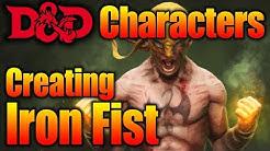 D&D 5e Build Warring Kensei (Kensei Monk and War Cleric