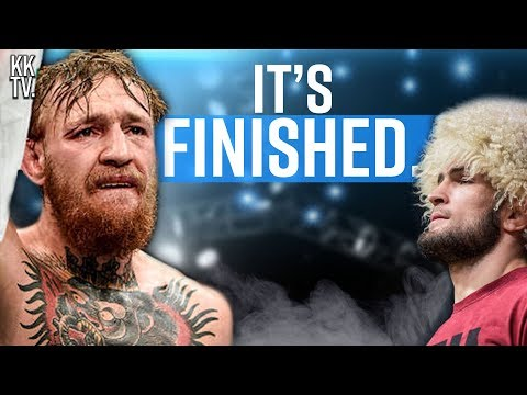 The Tragic End of Conor McGregor!? (Why he STOPPED Fighting After Khabib Fight!)