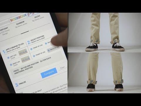 Customize Your Cuffs: CCS Pants