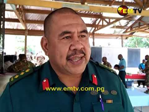 Australian Defence Force Gives Communications Equipment to PNGDF