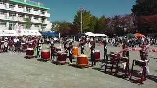 20171103 ふれあい祭り(さいたま市立三室小学校)