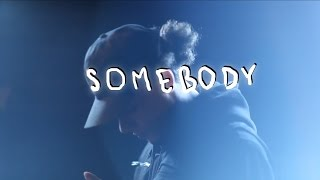 "Nyck Caution - ""Somebody"" (Official Lyric Video)"