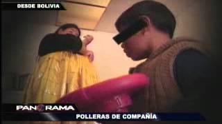 Polleras de compañía: prostitución en los Andes